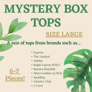 MYSTERY BOX SIZE LARGE